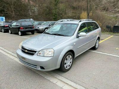 gebraucht Chevrolet Nubira 1.6 16V SE