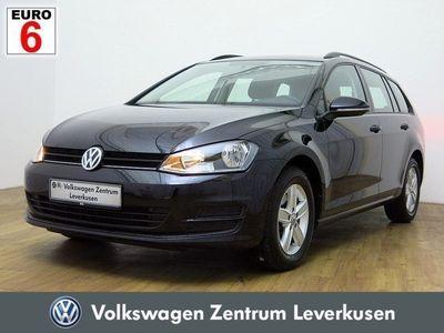 gebraucht VW Golf VII Variant 1.6 TDI KLIMA NAVIGATION PDC