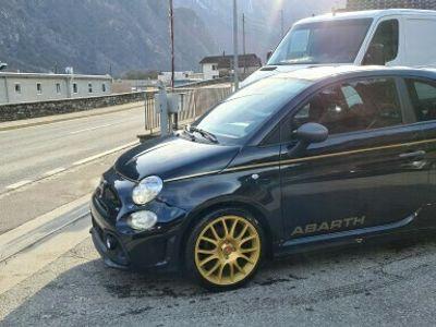 gebraucht Fiat 500 Abarth  Abarth 595 1.4 16V Turbo Scorpioneoro