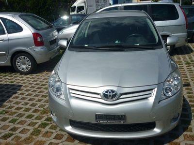 gebraucht Toyota Auris 1.6 Linea Luna Multimode