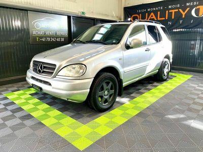 gebraucht Mercedes ML430 V8 272CH - CROCHET REMORQUE -