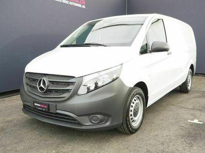 gebraucht Mercedes Vito 110 CDI Worker Lang FWD