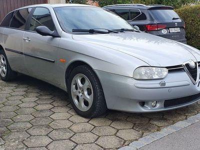 gebraucht Alfa Romeo 156 2.4 Diesel