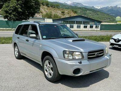 gebraucht Subaru Forester 2.0XT Automatic