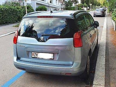 gebraucht Peugeot 5008 Automat, 7 sitzer, Navi, Panoramadach