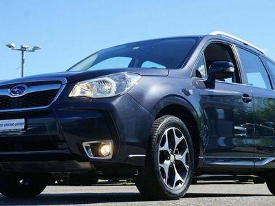 gebraucht Subaru Forester 2.0XT Sport