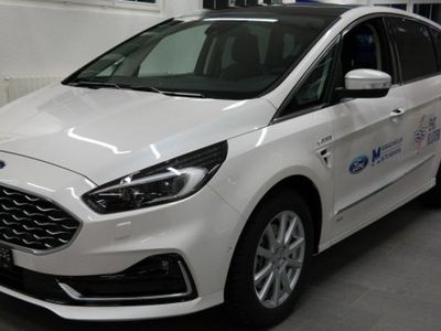 gebraucht Ford S-MAX 2.0TDCi Vignale AWD