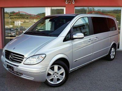gebraucht Mercedes Viano 2.2 CDI Trend Family