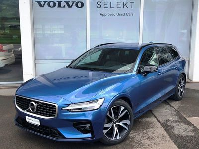 gebraucht Volvo V60 D4 AWD R-Design