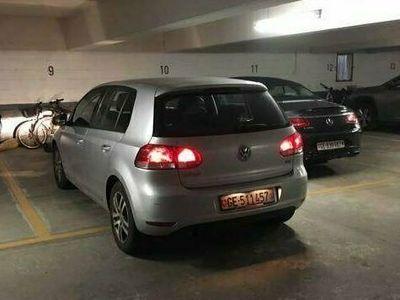 gebraucht VW Golf VI 1.6 TDI CR Comfortline
