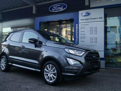 gebraucht Ford Ecosport 1.0 EcoB 140 ST-Line