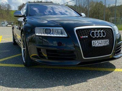 gebraucht Audi RS6 Avant 5.0 TFSI V10 quattro tiptronic