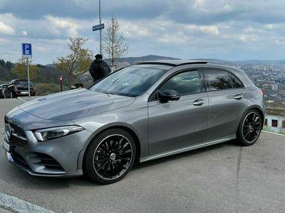 gebraucht Mercedes A250 A-Klasse Mercedesamg line