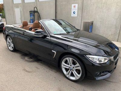 gebraucht BMW 435 i Cabriolet xDrive Luxury Line Steptronic