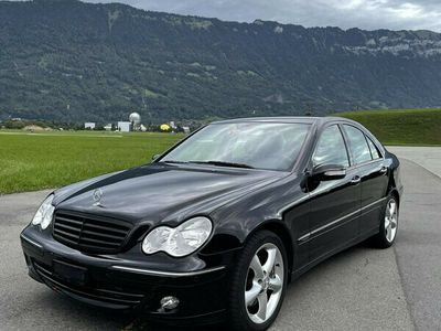 gebraucht Mercedes C270 C-Klasse Mercedes BenzCDI