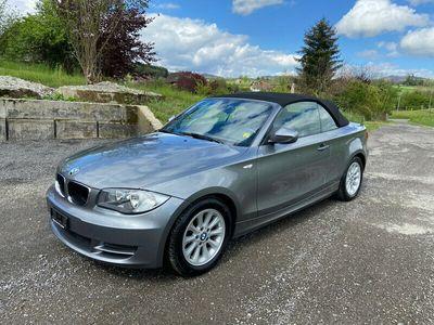 gebraucht BMW 118 Cabriolet 1er D AB MFK