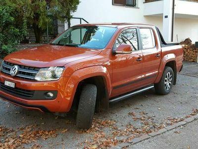 gebraucht VW Amarok Amarok 2.0 BiTDI Canyon 4Motion permanent A2.0 BiTDI Canyon 4Motion permanent A