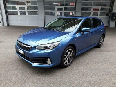 gebraucht Subaru Impreza 2.0i e-Boxer Luxury AWD CVT