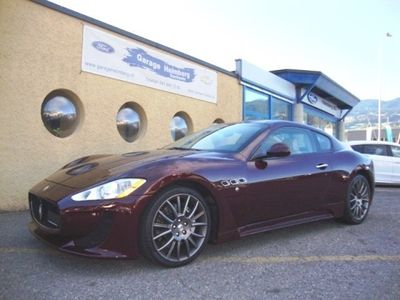 gebraucht Maserati Granturismo 4.7 V8 S