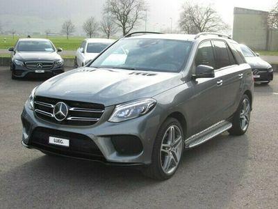 gebraucht Mercedes GLE500 Executive 4Matic 9G-Tronic