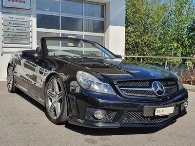 gebraucht Mercedes SL63 AMG AMG Speedshift MCT