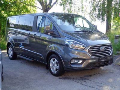 gebraucht Ford Custom Tourneo320 L2 2.0 TDCi 185 Ti.