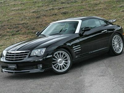 gebraucht Chrysler Crossfire 3.2 SRT6 (V6 3.2 AMG Mercedes-Benz)