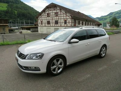 gebraucht VW Passat Variant 2.0 TDI BMT Cup 4Motion DSG