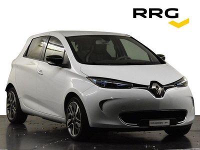 gebraucht Renault Zoe 90th Anniversary R90 (Batterie Miete)