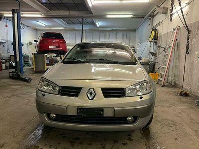 gebraucht Renault Mégane 2.0 16V