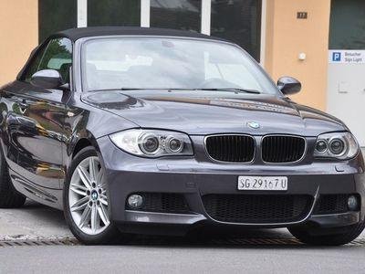 gebraucht BMW 120 Cabriolet i M-SPORTPAKET