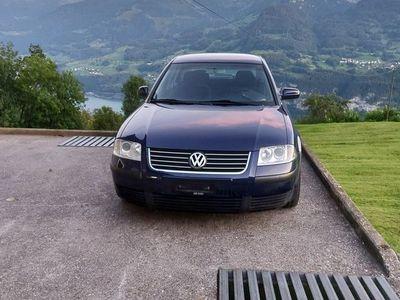 gebraucht VW Passat 1.9 TDI 4Motion Highline