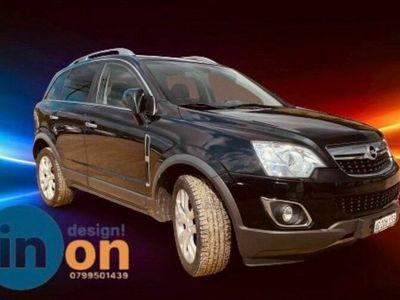 gebraucht Opel Antara 2.4 Cosmo 4x4