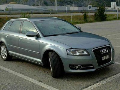 gebraucht Audi A3 Sportback  2.0 TFSI Ambiente quattro S-tronic