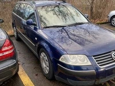 gebraucht VW Passat 1.9 TDI