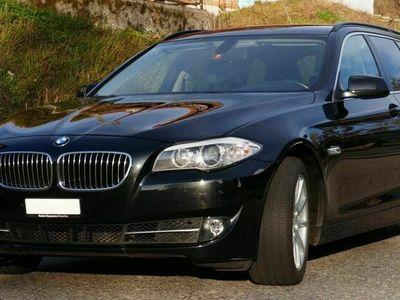 gebraucht BMW 525 5er d Touring Steptronic