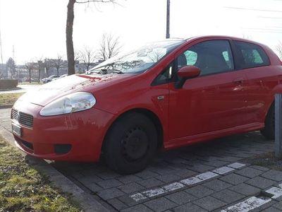 gebraucht Fiat Grande Punto Punto 1.3 JTD 16V