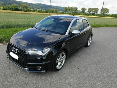 gebraucht Audi A1 1.4 TFSI S-Line