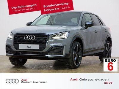 gebraucht Audi Q2 1.6 TDI design Edition1 ALA Navi ACC P-Dach