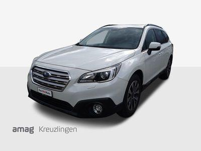 gebraucht Subaru Outback 2.5i Luxury AWD Lineartronic
