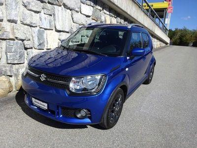 gebraucht Suzuki Ignis 1.2i Compact+ 4x4