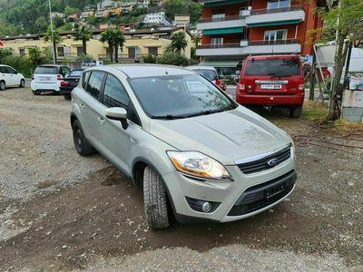 gebraucht Ford Kuga 2.0 DIESEL 4X4 COLLAUDATA