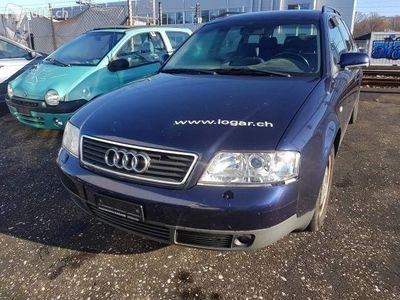 gebraucht Audi A6 2.4 Quatro mit schaltgetriebe