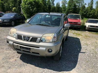 gebraucht Nissan X-Trail 2.5 16V SE 4WD