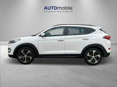 gebraucht Hyundai Tucson 1.6 TGDI 4WD Automatic