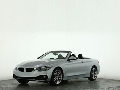 gebraucht BMW 430 i Cabrio Sport Line