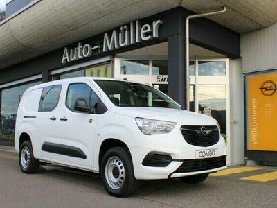 gebraucht Opel Combo 1.5 Crew XL s/s Erhöhte Nutzlast 4x4 Diffsperre