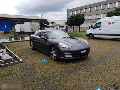 gebraucht Porsche Panamera 4S Ab MFK und Ab Service