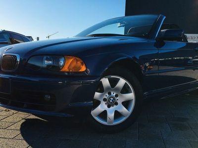 gebraucht BMW 323 Cabriolet 3er Ci 86'500 km 06.2001