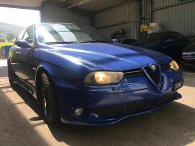 gebraucht Alfa Romeo GTA 156 3.2 2002, manuell, 250PS, 201Tkm, B03
